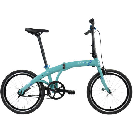Dahon MU UNO Belt Drive (2017) Folding Bike