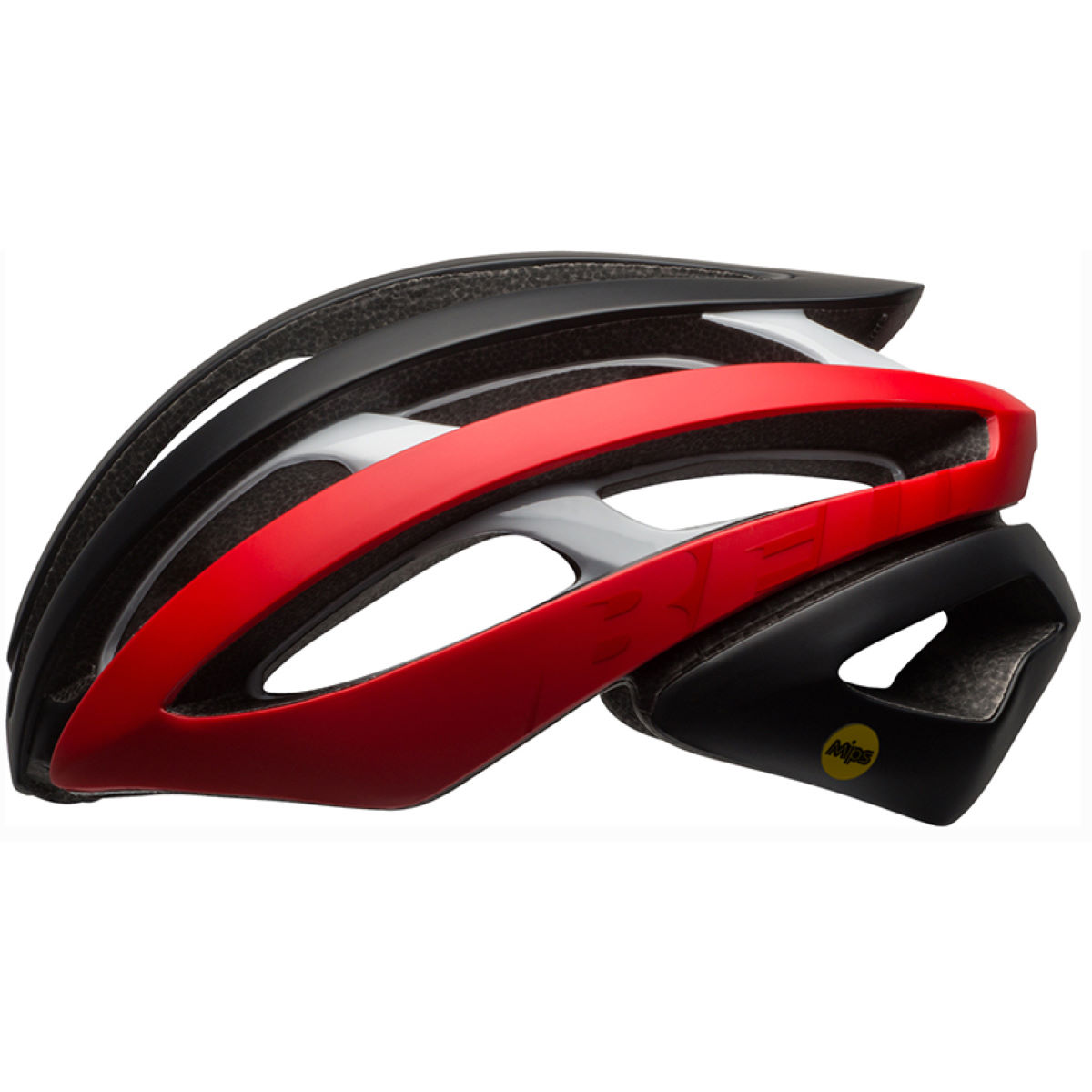 Casque Bell Zephyr MIPS - S Black/Red/White Casques