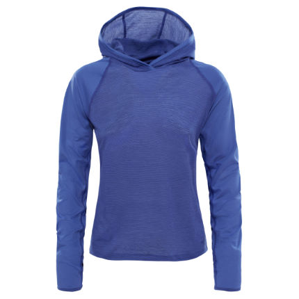 Maglia donna The North Face Reactor (con cappuccio)