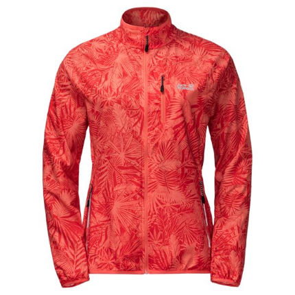 Jack Wolfskin Flyweight Jungle jas voor dames