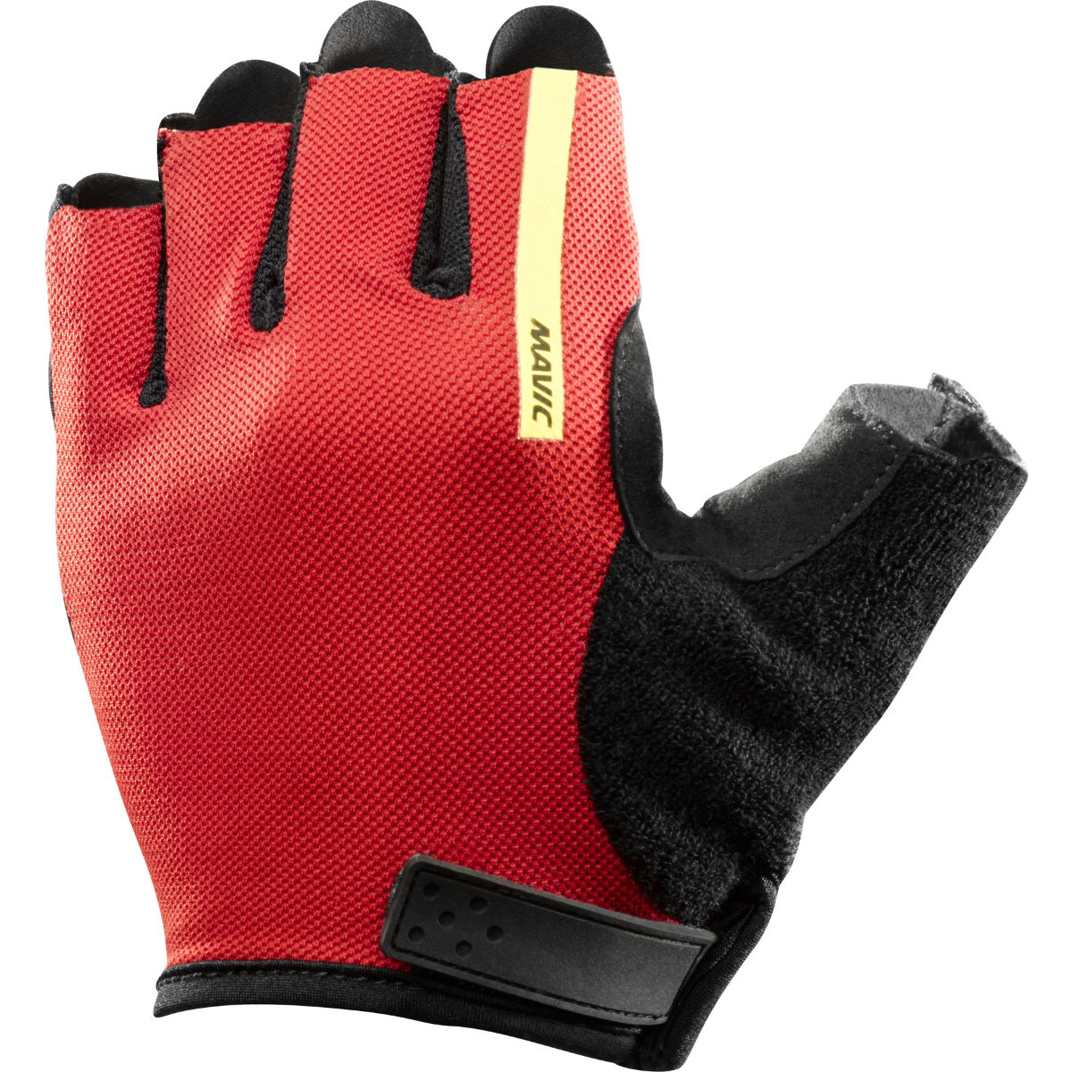 Gants Mavic Aksium - S Bright Red Gants courts