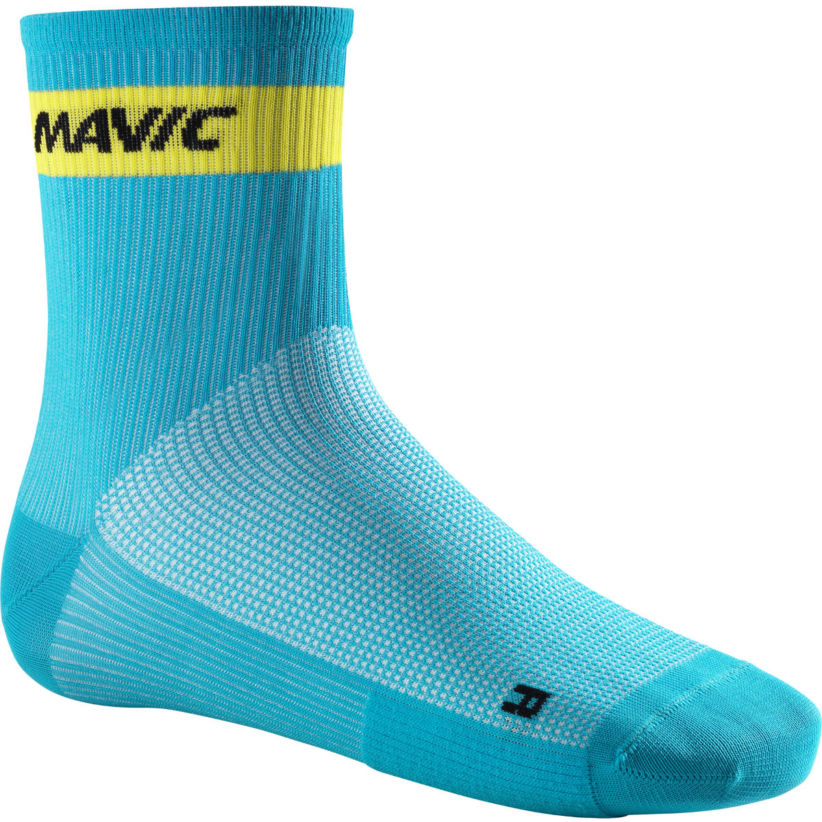 Chaussettes Mavic Cosmic (moyennes) - S Dresden Blue Chaussettes