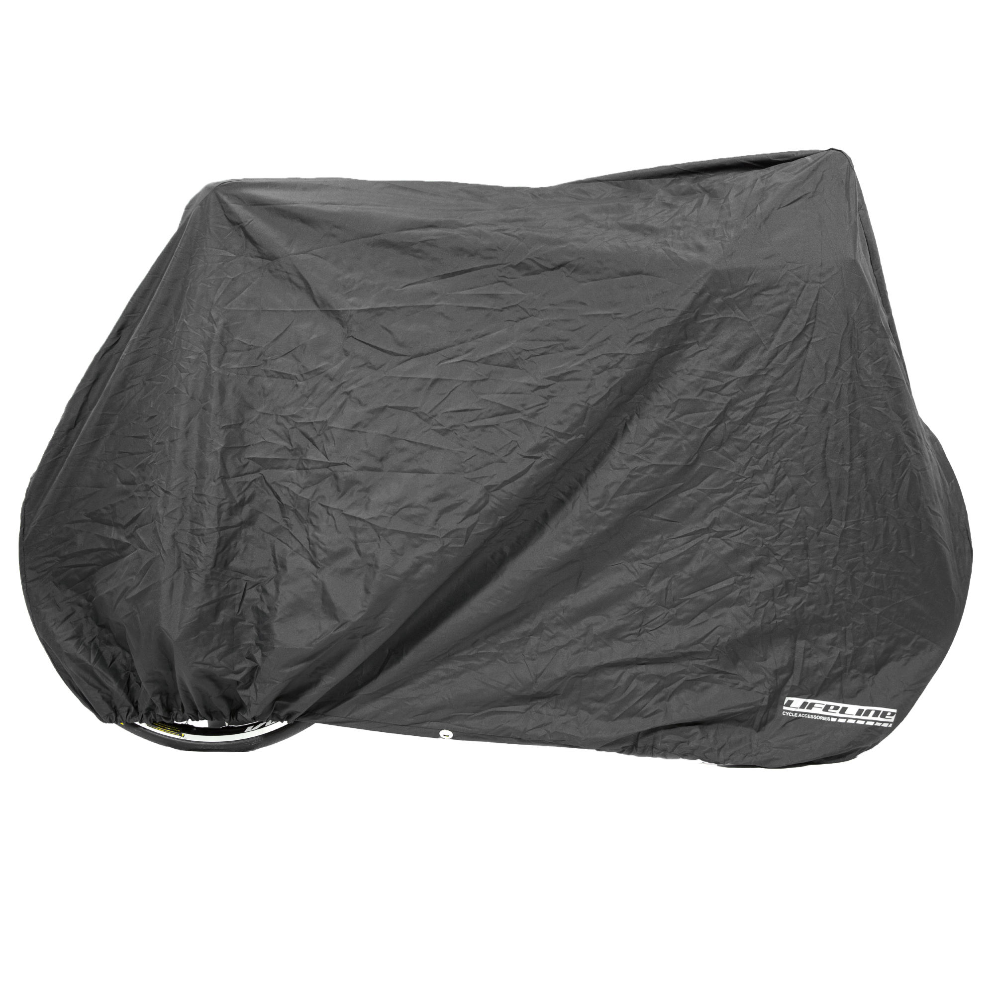 Protection contre la pluie lifeline bike cover for Housse de velo intersport