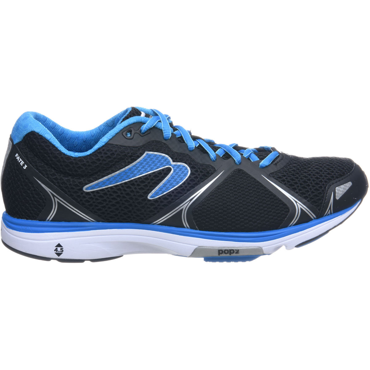 Newton Running Shoes Fate III Shoes - UK 7 Black/Blue
