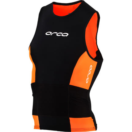 Orca Swim-Run Top - Herre