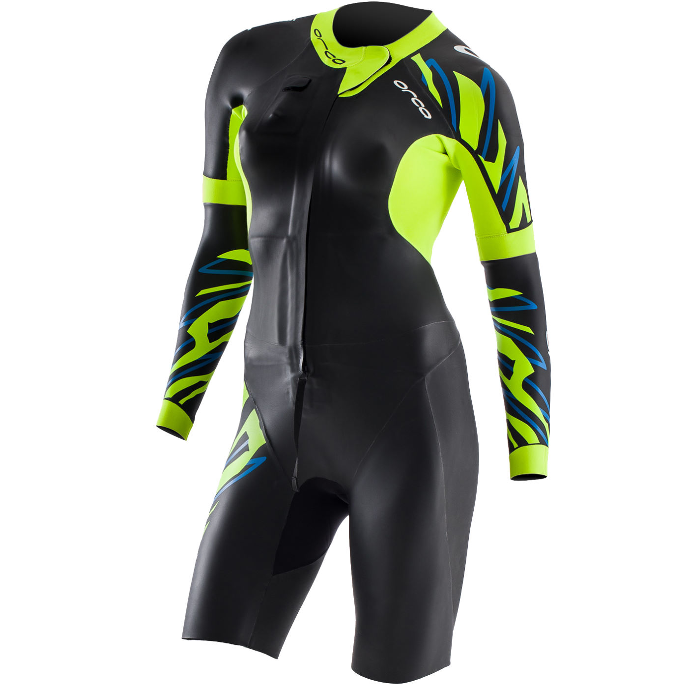 Orca rs1 women 39 s swim run wetsuit wetsuits for Children s swimming pool wetsuit