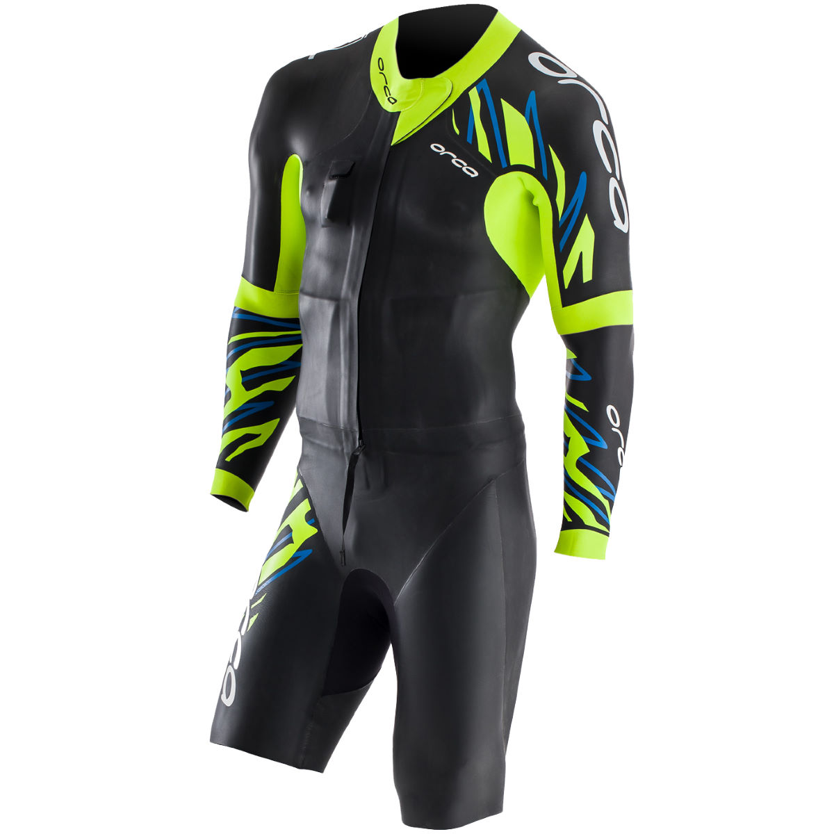 Orca RS1 Swim-Run Wetsuit - 9 Black | Wetsuits