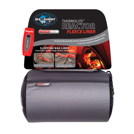 Sea To Summit Reactor Fleece Liner - Thermolite® Fleece Liner