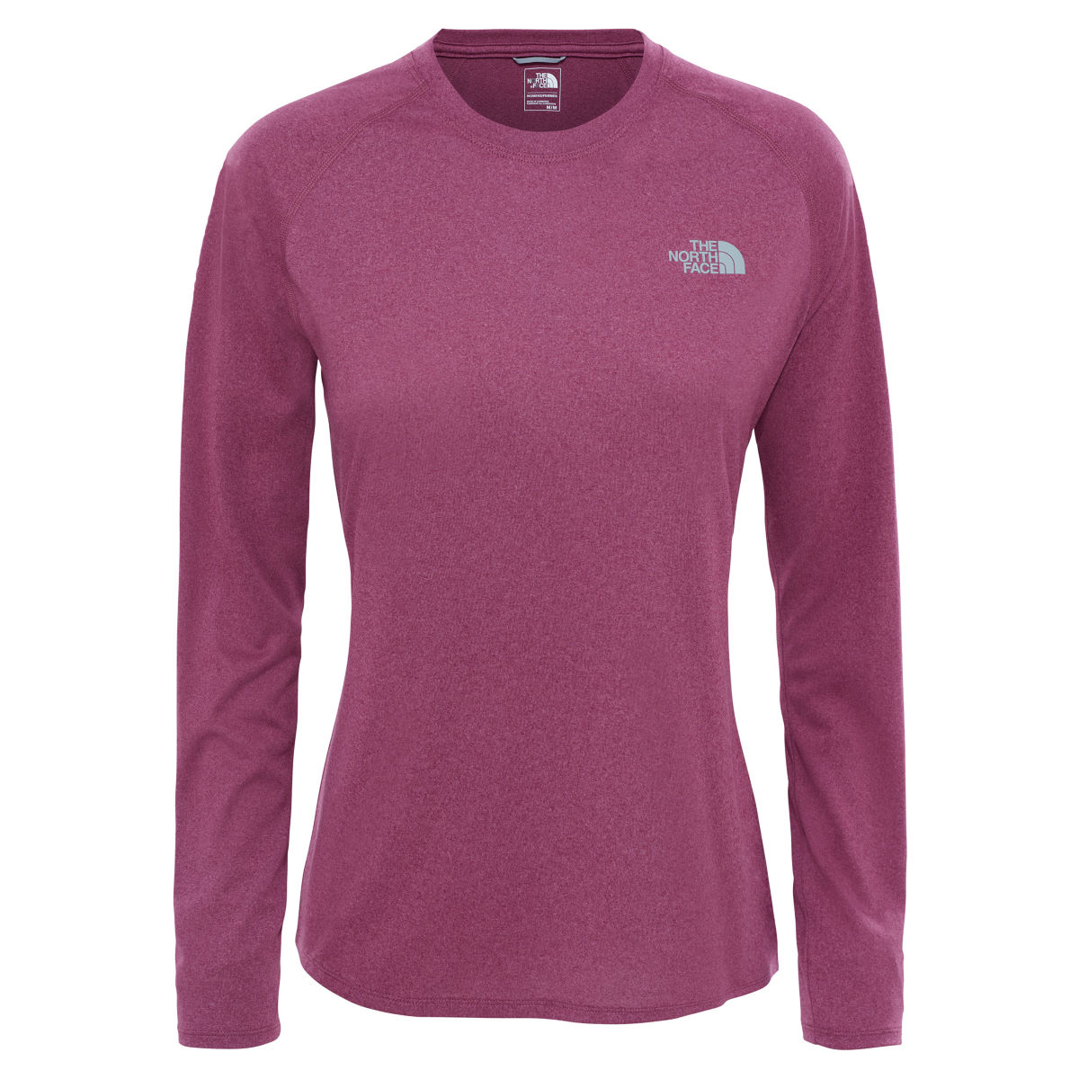 Maillot Femme The North Face Reaxion Amp (manches longues, col rond)