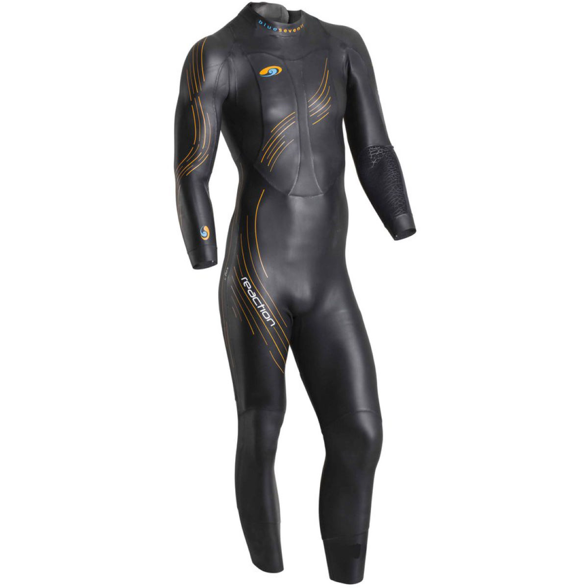 Combinaison blueseventy Reaction - Small Noir
