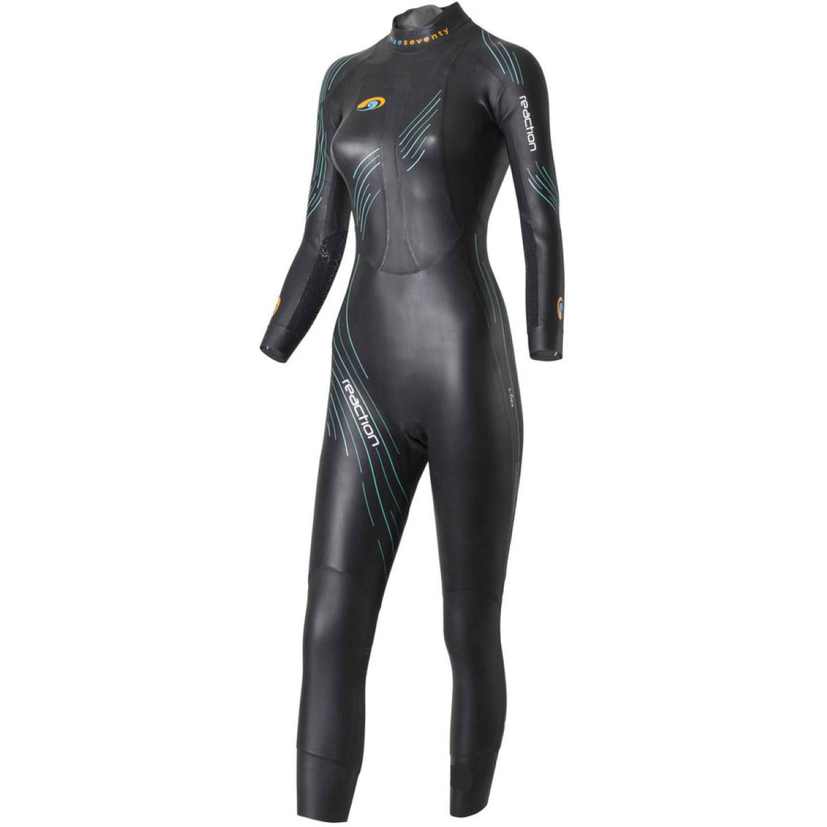 Combinaison Femme blueseventy Reaction - M - Plus Noir