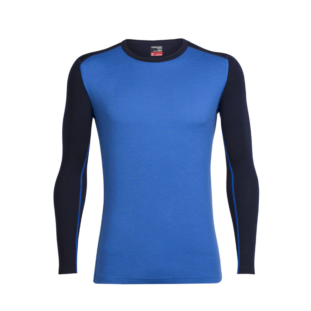 Maillot Icebreaker Tech Top (manches longues, col rond) - S