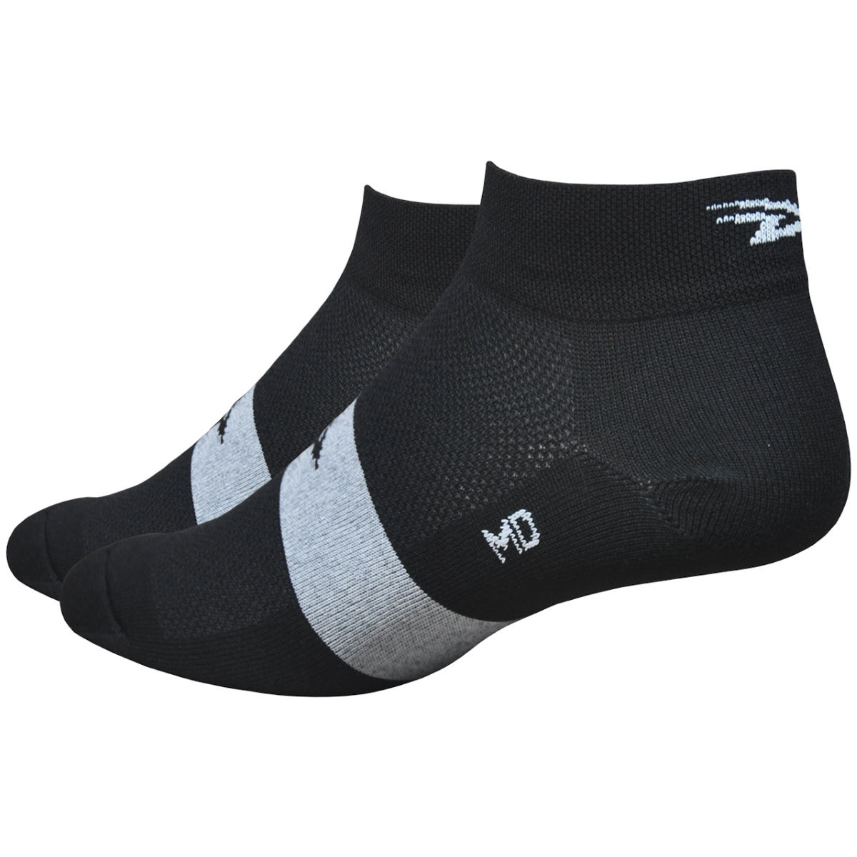 Chaussettes DeFeet Aireator Speede (2,5 cm environ) - Small