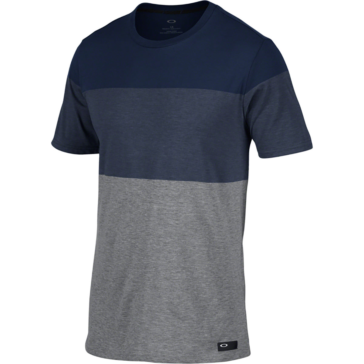 Maillot Oakley Trilogy Knit (manches courtes) - S Fathom T-shirts