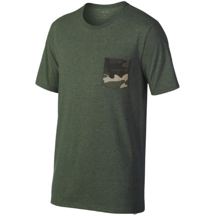 Oakley 50-Camo Pocket T-shirt - Herr