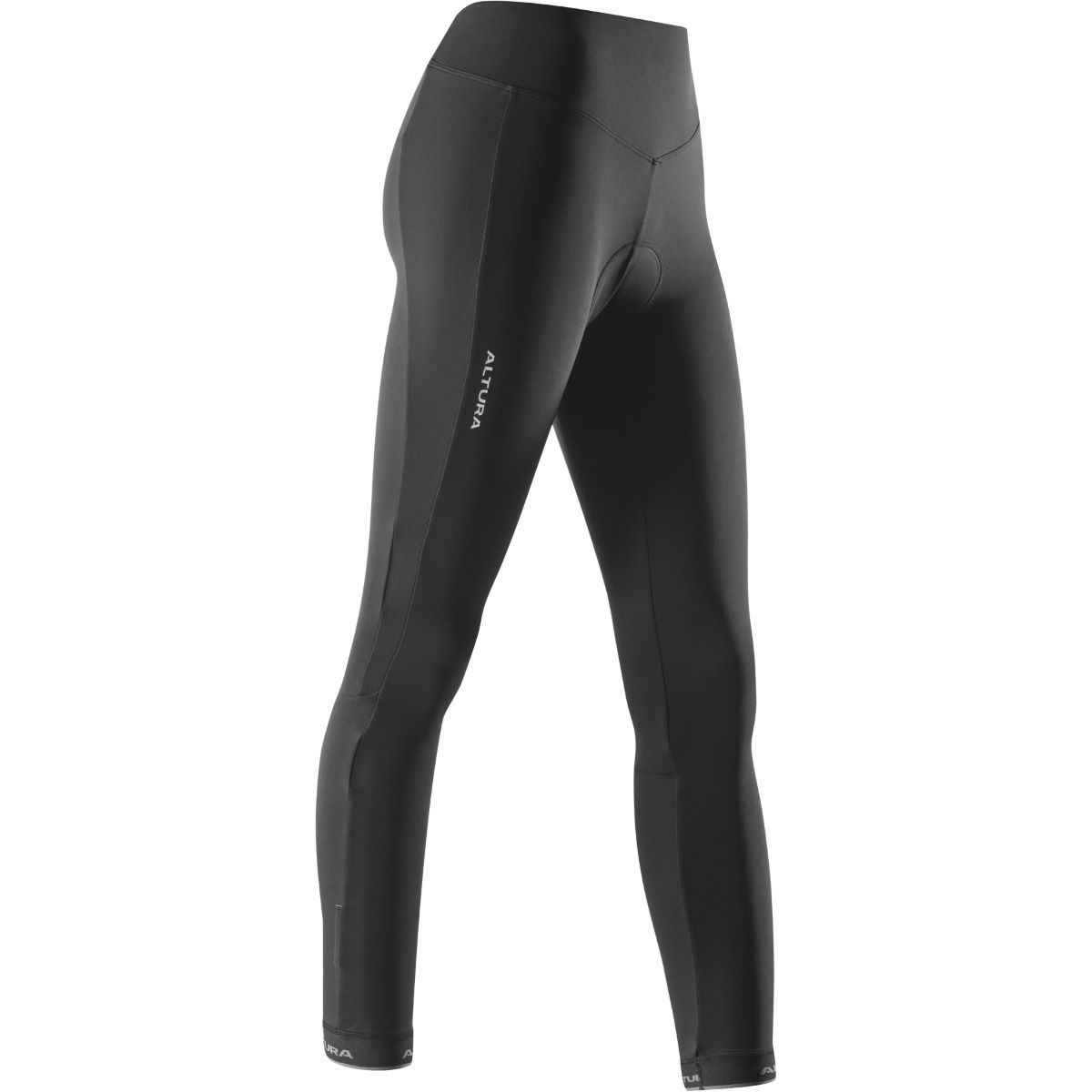 Altura Women's Progel 2 Waist Tights - 12 Black | Cycle Tights