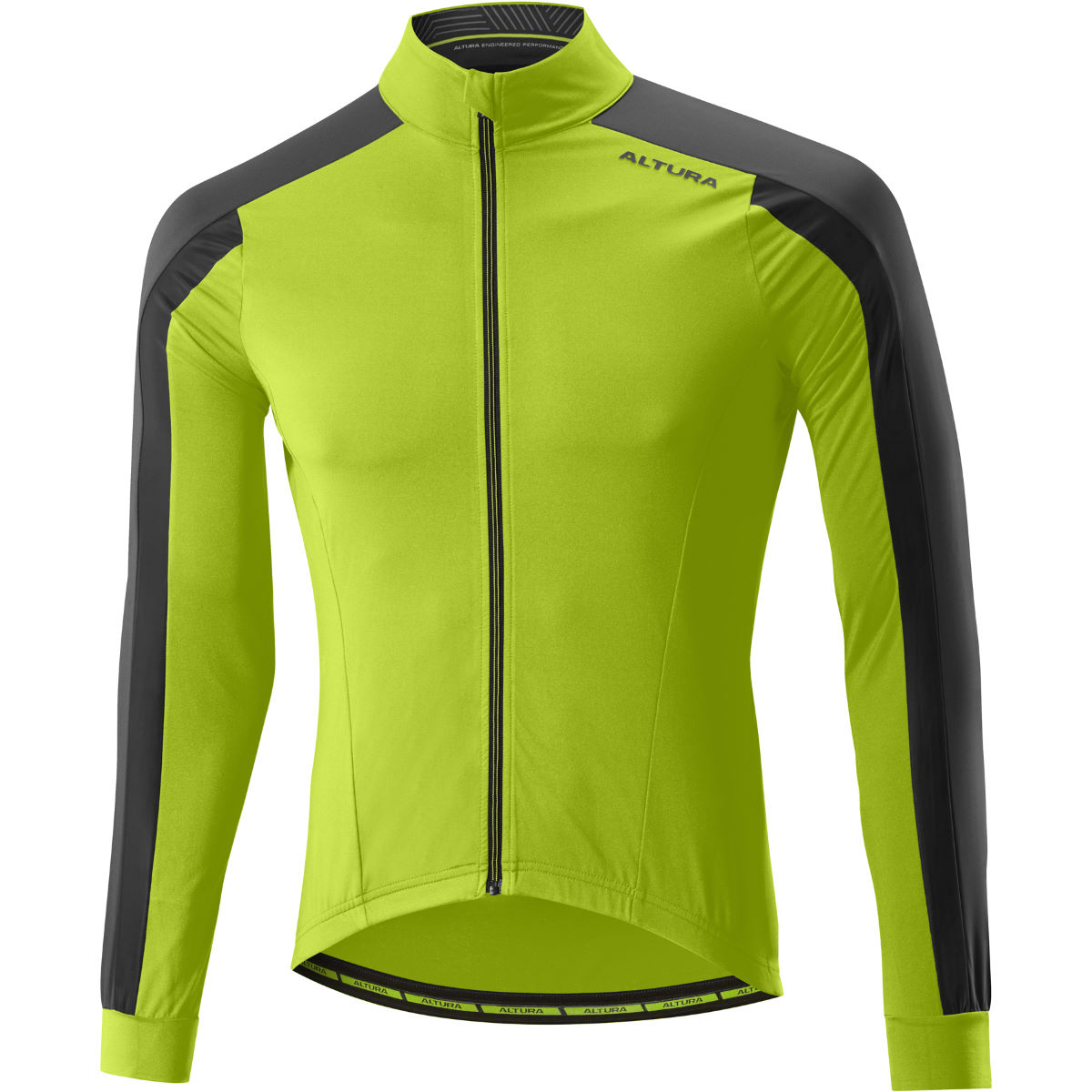 Maillot Altura NV2 Thermo (manches longues) - XL Jaune fluo Maillots