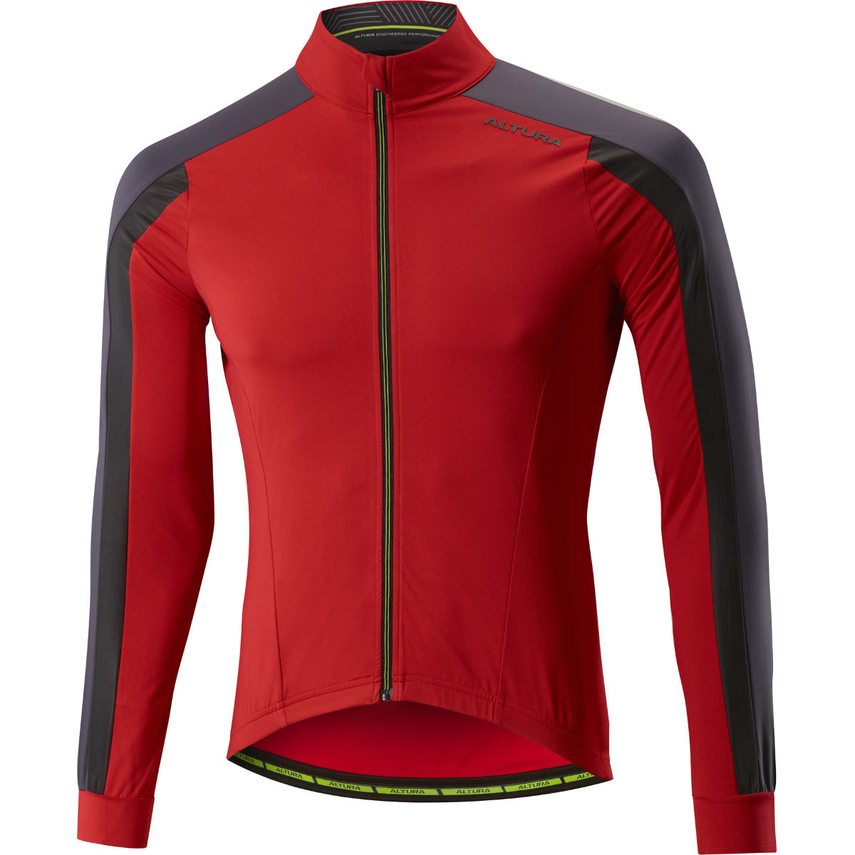 Altura NV2 Thermo Long Sleeve Jersey - XL Team Red