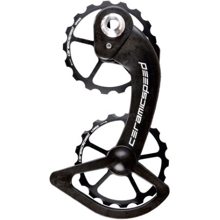 CeramicSpeed Oversized Pulley Wheel System Coated