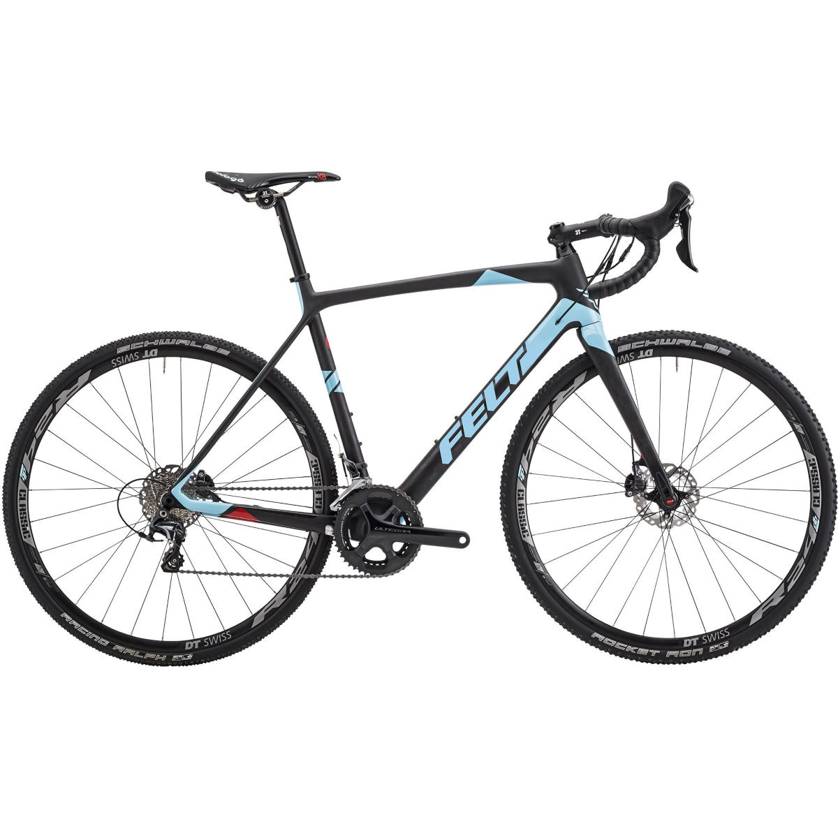 Vélo de cyclocross Felt F3x (Ultegra, 2017) - 57cm Stock Bike