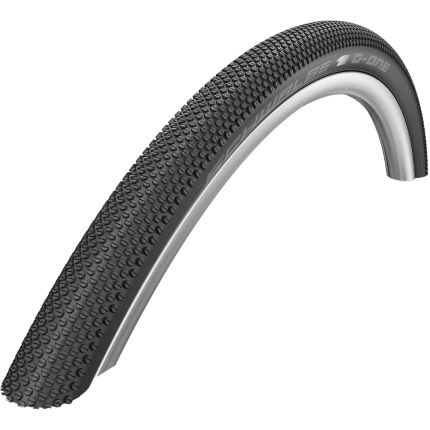 Cubierta de carretera Schwalbe G-One Allround MicroSkin TL-Easy (plegable)