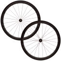 Set di ruote clincher Fast Forward F4R DT180 Special (carbonio)