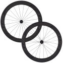 Fast Forward F6R DT180 Special Carbon Tubular Wheelset