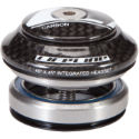 "LifeLine 1-1/8"" - 1-1/8"" Integrated Headset - Carbon Cap"