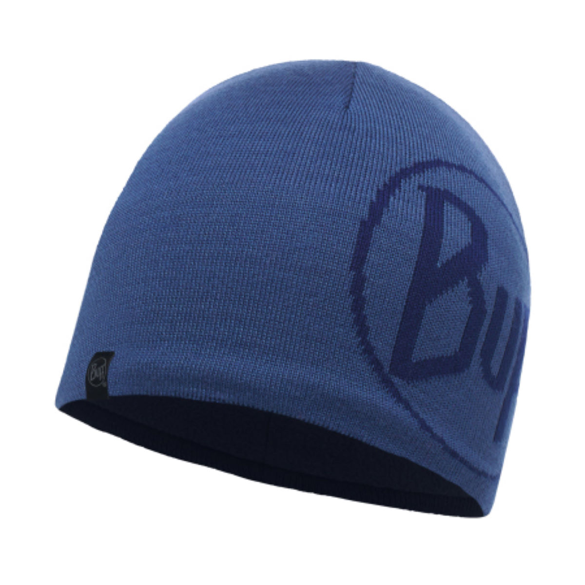 Bonnet Buff Lech Dusty Blue - One Size Bleu Bonnets thermiques