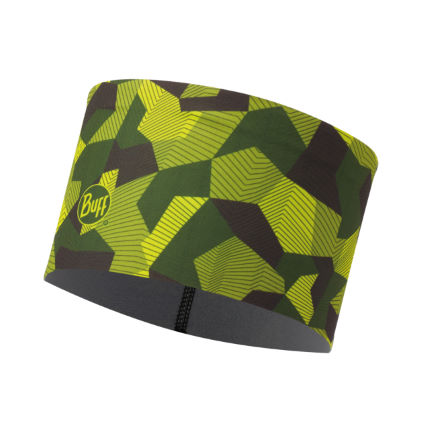 Buff Tech Fleece Pandebånd (blok camouflage)