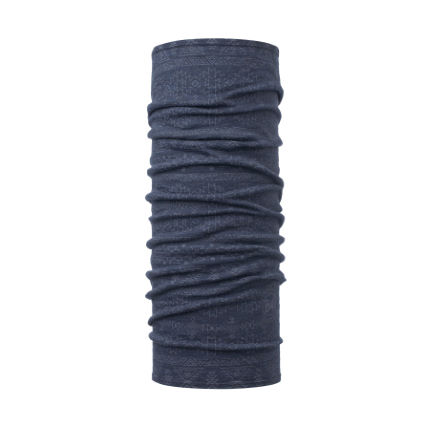 Braga de cuello Buff Edgy Denim Wool