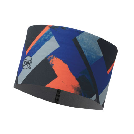Buff Tech Fleece Headband - Zenith Multi