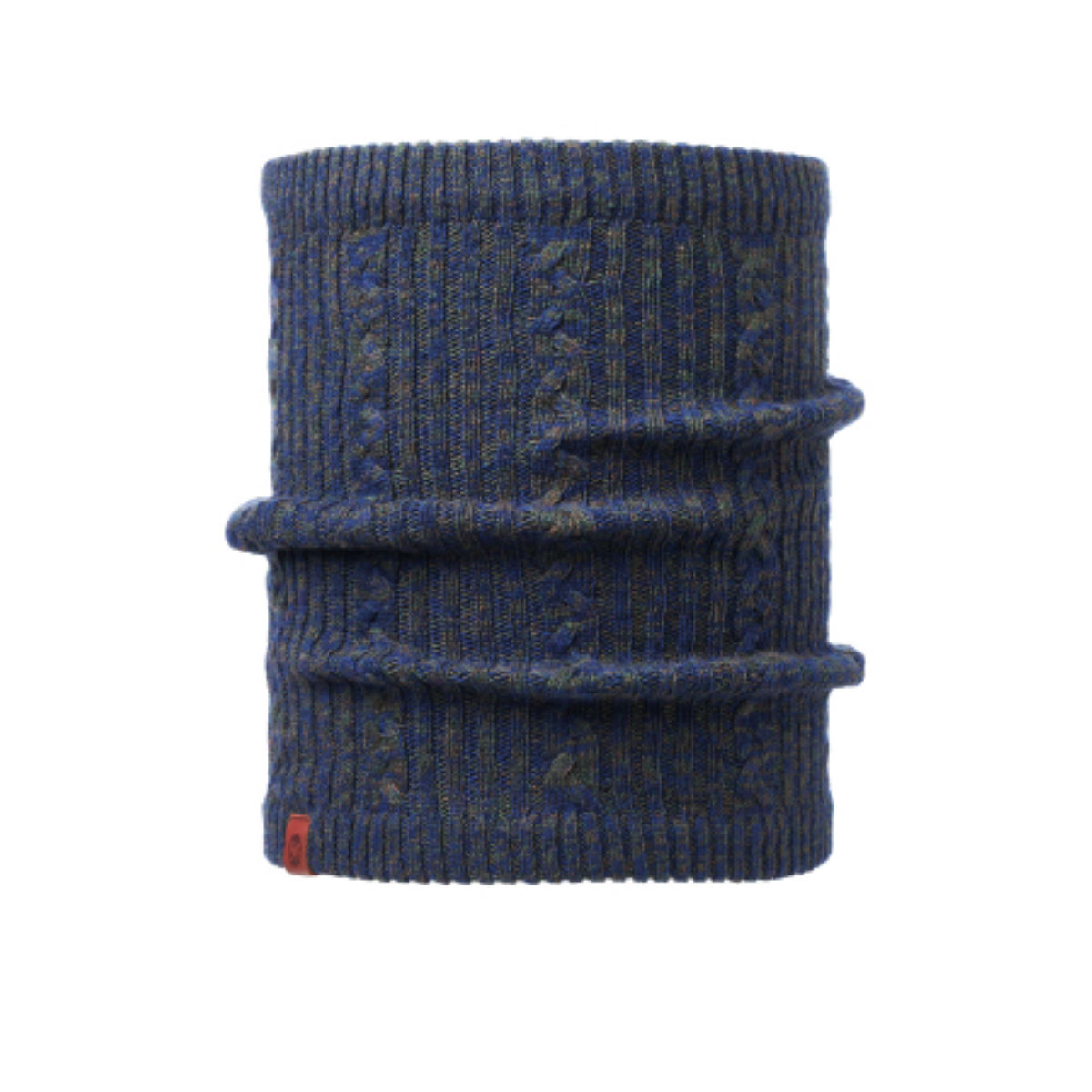 Couvre-cou Buff Braidy Moss - One Size Vert Couvre-cous