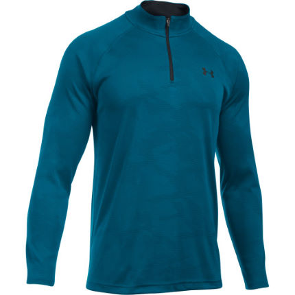 Maglia Under Armour Tech Jacquard (zip a 1/4)