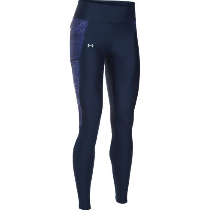 Under Armour Fly-By Printed Leggings - Dam
