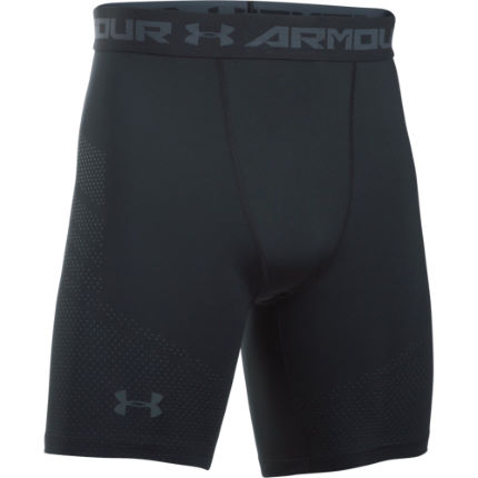 Under Armour HeatGear Armour compressiebroek met opdruk (kort)
