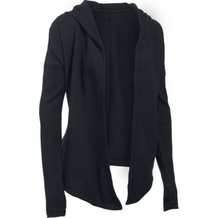 Under Armour Women's Modern Terry Cardigan