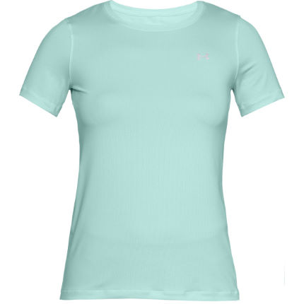 Under Armour Women's HeatGear Armour SS Tee
