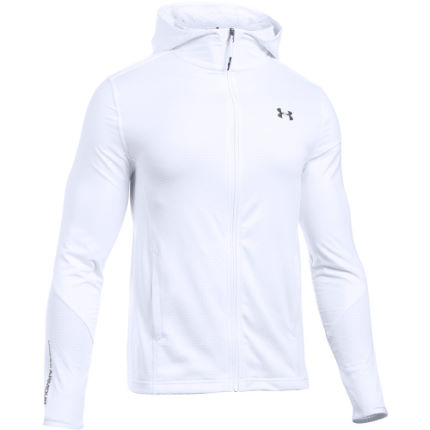 Under Armour ColdGear Infrared Grid trui (capuchon, lange rits)