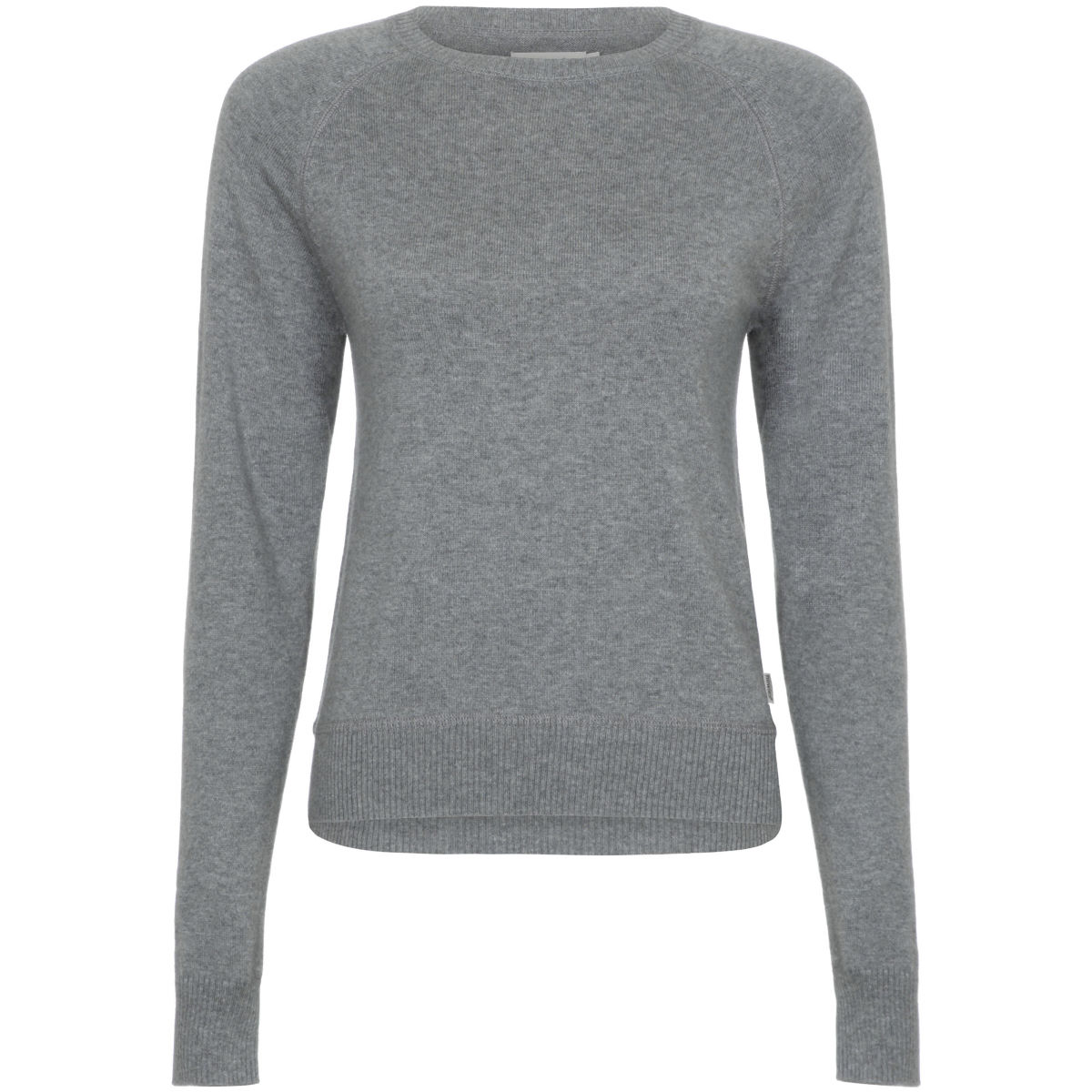 Pull Femme howies Knice - 12 Grey Marl Maillots de loisirs