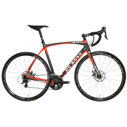 De Rosa - Idol Disc (105 - Mechanical) Road Bike