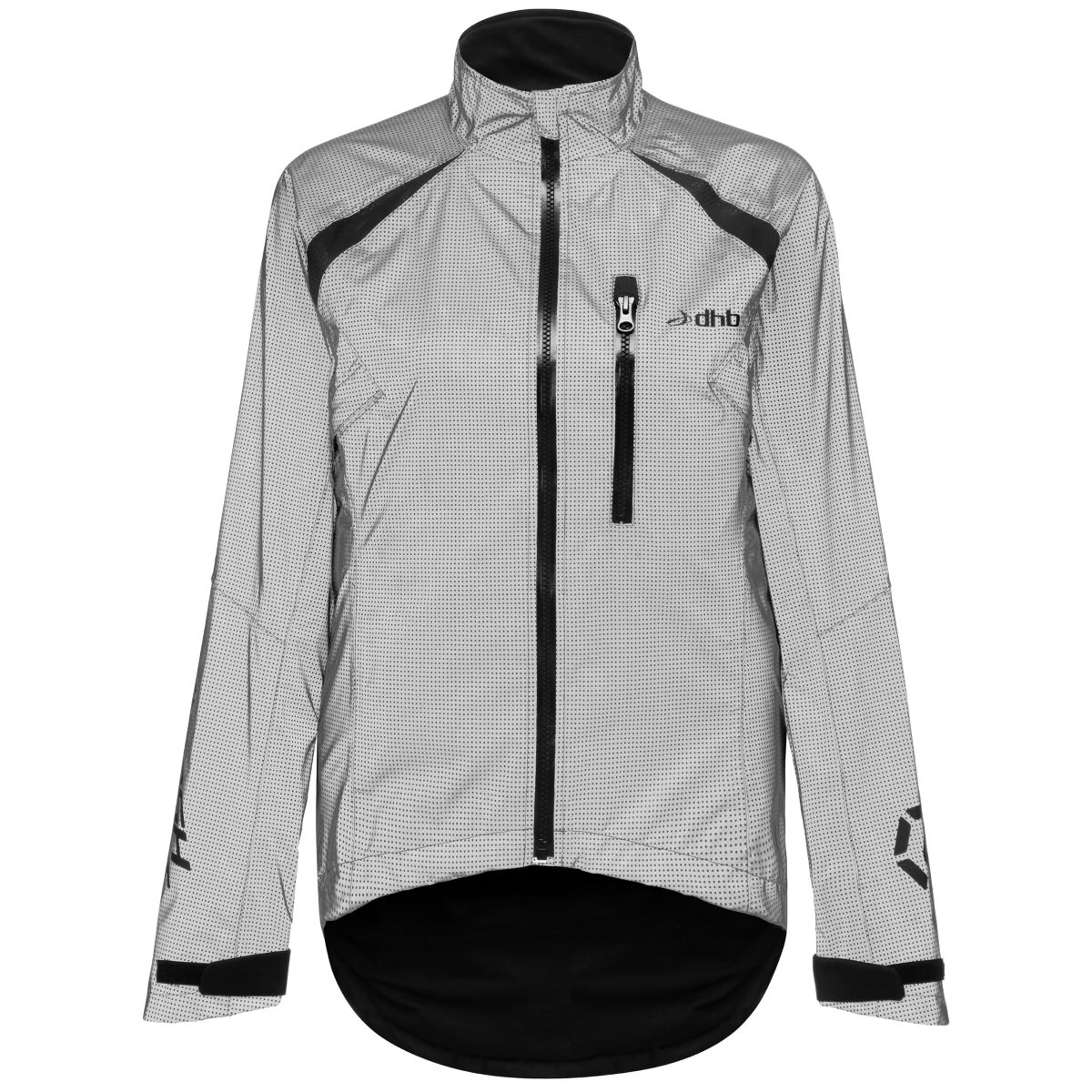 Chaqueta dhb Flashlight Full Beam para mujer - Impermeables - ciclismo