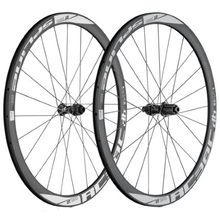 DT Swiss RC 38 Spline Disc Brake Clincher Wheelset (Shimano