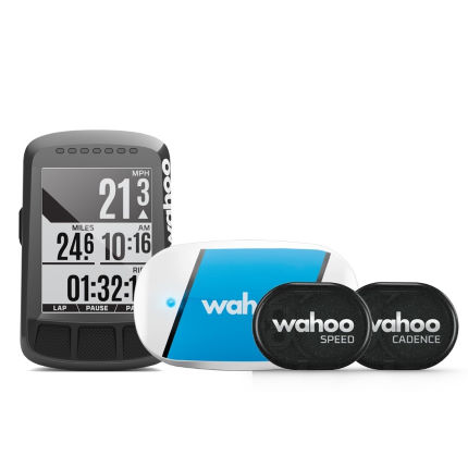 Wahoo ELEMNT BOLT Cycling Computer Bundle Black One Size