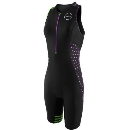 Zone3 Women's Activate+ Tri Suit Wiggle Exclusive (Strip