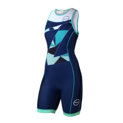 Zone3 Women's Lava Long Distance Tri suit