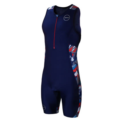Zone3 Activate Plus Tri Suit (Zinc Burst)