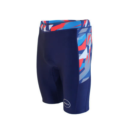 Zone3 Activate Plus Shorts (Zinc Burst)
