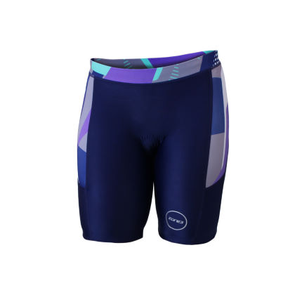 Zone3 Activate Plus Shorts (Sweet Speed mønster) - Dame