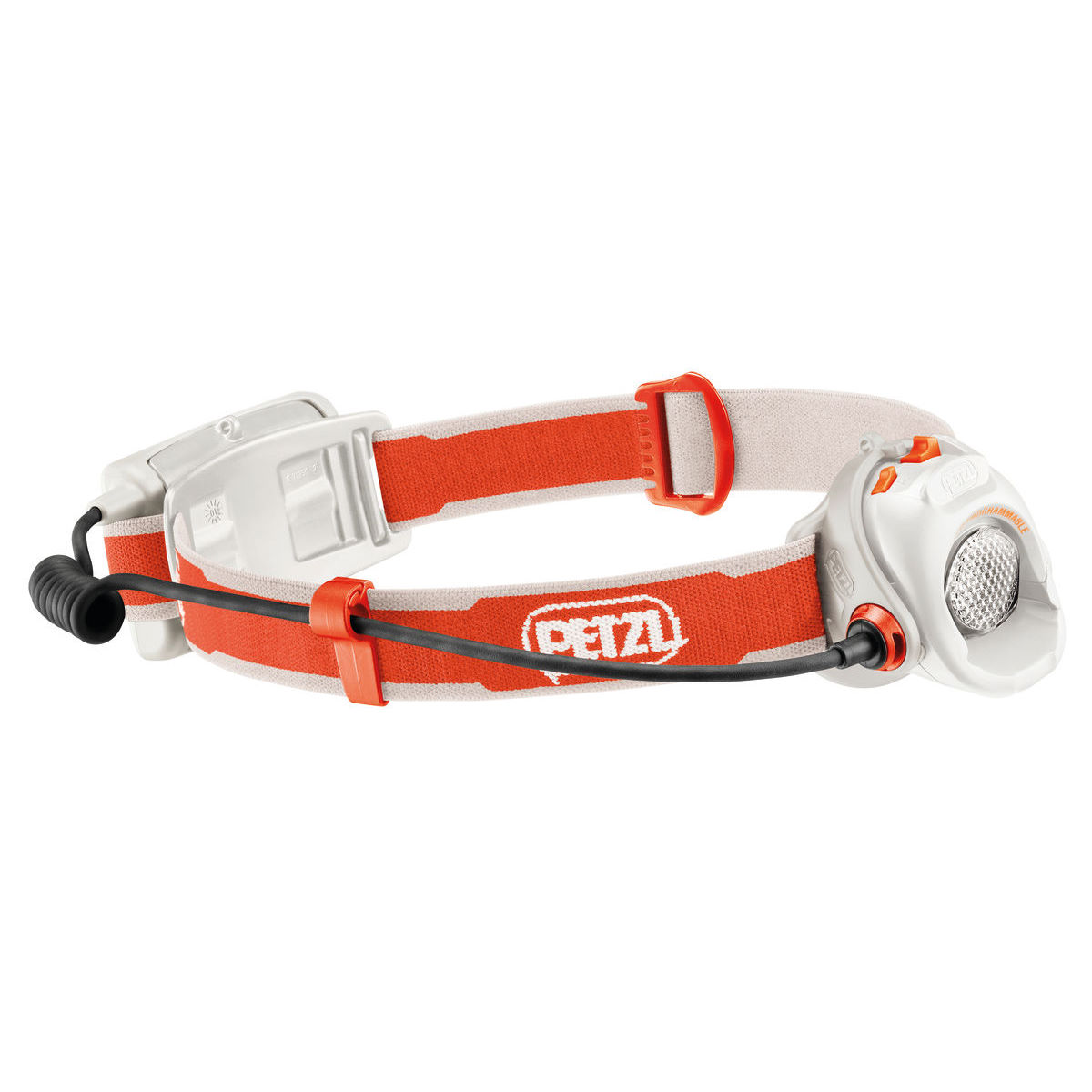 Lampe frontale Petzl MYO RXP - one size Coral Lampes frontales